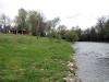 Splav Hrona - táborisko a kemp u Rybárika