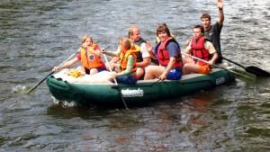 Raft Colorado